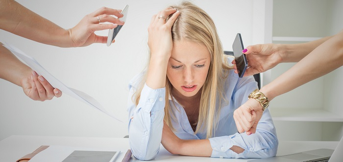 Health Wise: Stress in the workplace