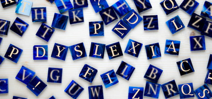 Dealing with dyslexia in the workplace