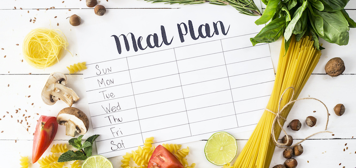 What is a good meal plan for diabetics?