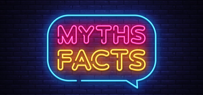 Myths and facts about domestic abuse