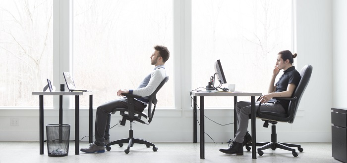 The risks of inactivity in the workplace