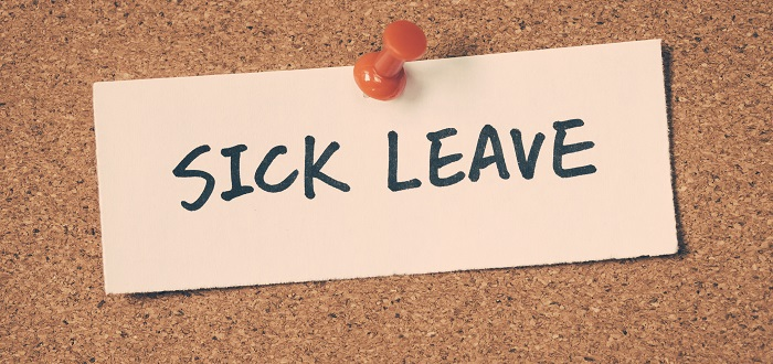 ONS report shows reduction in sickness absence levels