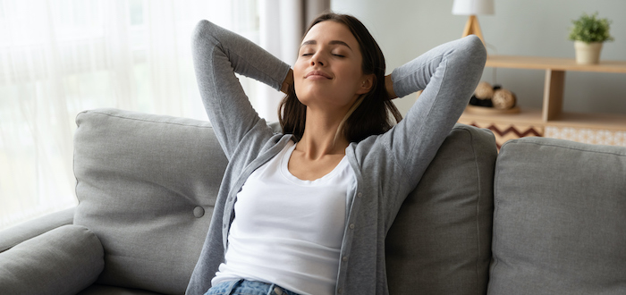 Relaxation exercises to help you cope with stress