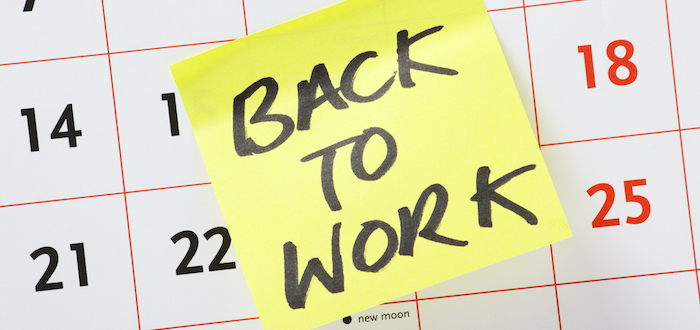Return-to-work advice during the COVID-19 pandemic