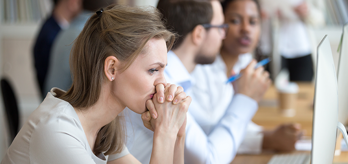Is stress affecting your workplace?