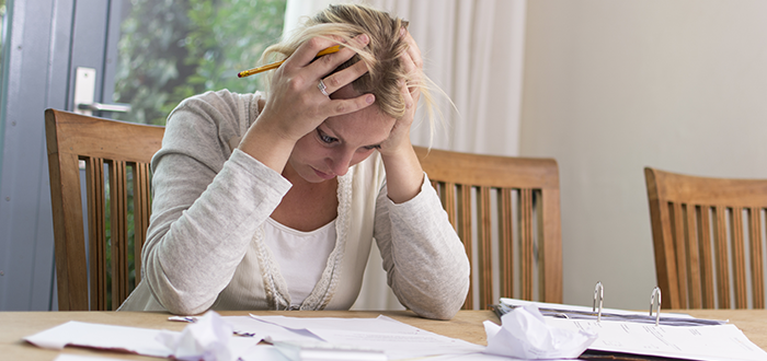 Are you worrying about your finances?
