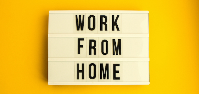 Clare's Coronavirus Diary - Balancing working from home and family life